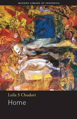 Bestselling Indonesian Author Leila S Chudori at Asia Bookroom