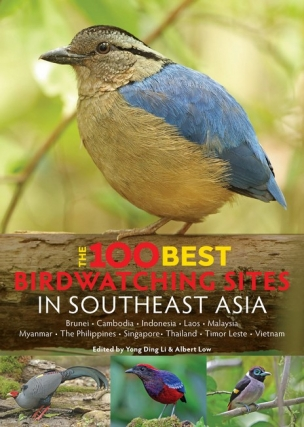 The 100 Best Bird Watching Sites in Southeast Asia - Editor Yong Ding Li Speaks at Asia Bookroom