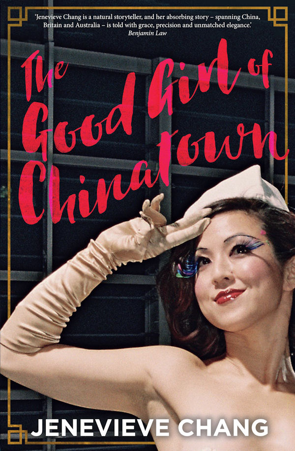 Afternoon Tea with Jenevieve Chang - From Suburban Sydney to Shanghai Show Girl - Saturday May 6th