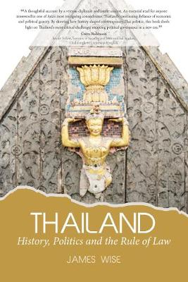 James Wise In Conversation: Thailand: History, Politics and the Rule of Law