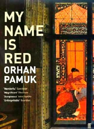 My Name is Red – Orhan Pamuk