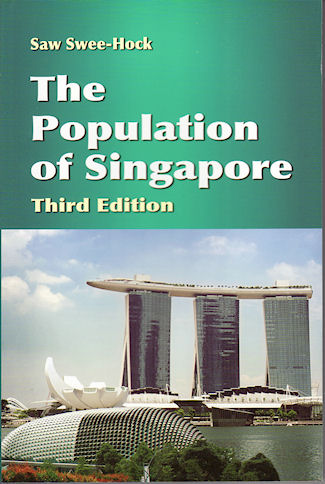 The Population of Singapore. SWEE-HOCK SAW.