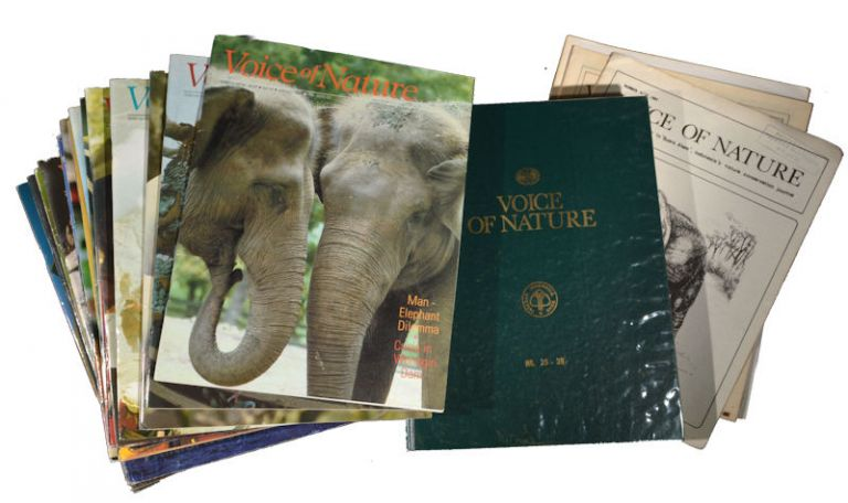 Voice of Nature. (Suara Alam). FOUNDATION JOURNAL FOR THE INDONESIAN CONSERVATION MOVEMENT.