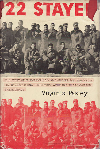 22 Stayed. VIRGINIA PASLEY.