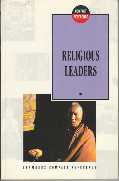 Religious Leaders. JACQUES BROSSE.