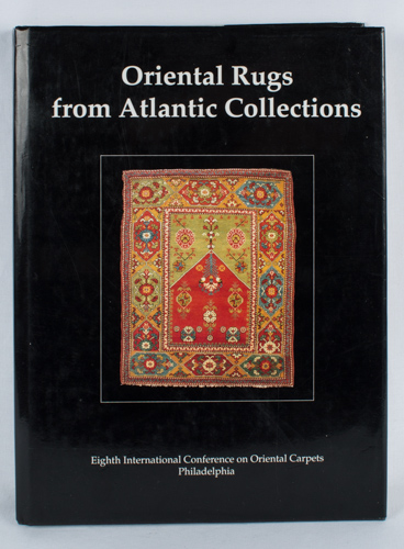 Oriental Rugs from Atlantic Collections. DENNIS R. AND MURRAY L. EILAND DODDS.