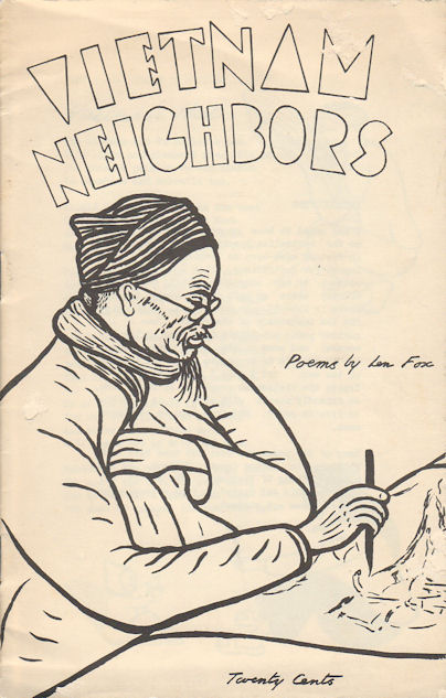 Vietnam Neighbors. Poems by Len Fox. LEN FOX.