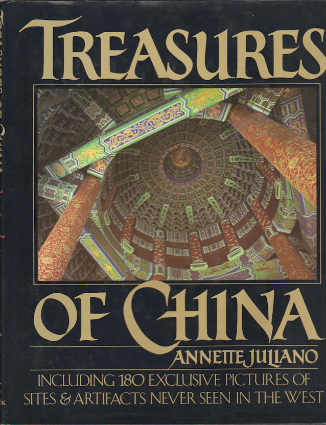 Treasures of China. ANNETTE JULIANO.