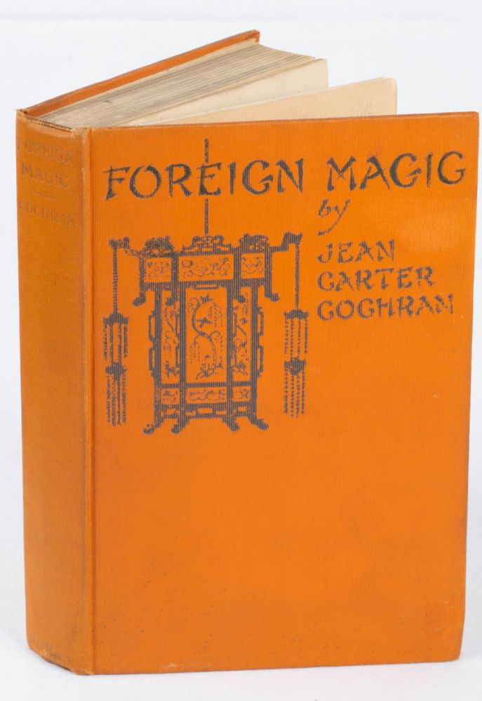 Foreign Magic. Tales of Every-Day China. JEAN CARTER COCHRAN.