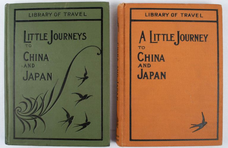 A Little Journey to China & Japan For Intermediate and Upper Grades TOGETHER WITH 1931 Edition. MARIAN M. GEORGE.