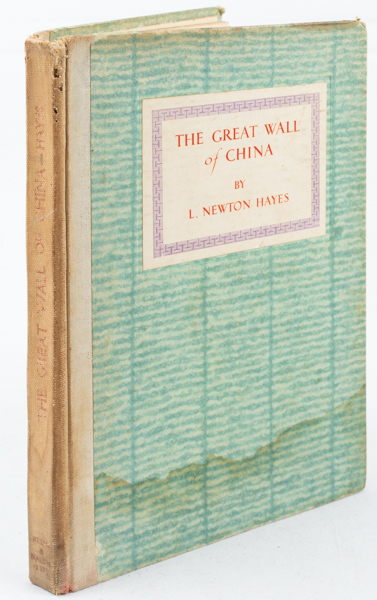 The Great Wall of China. L. NEWTON HAYES.