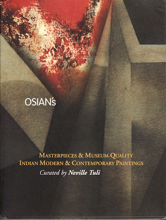 Masterpieces and Museum-Quality Indian Modern & Contemporary Paintings. NEVILLE TULI.