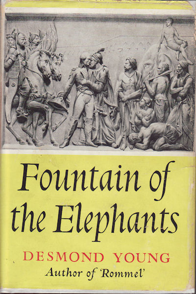 Fountain of the Elephants. DESMOND YOUNG.