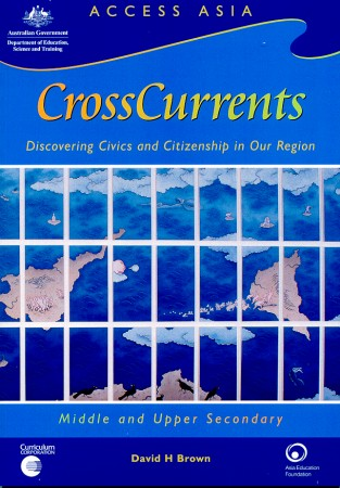 CrossCurrents. Discovering civics and citizenship in our region. DAVID H. BROWN.