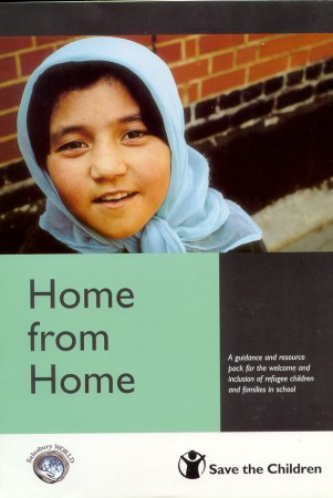 Home from Home. A Guidance and Resource Pack for the Welcome and Inclusion of Refugee Children and Families in Schools. BILL BOLLOTEN.