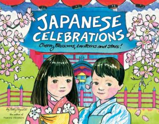 Japanese Celebrations. Cherry Blossoms, Lanterns and Stars! BETTY REYNOLDS