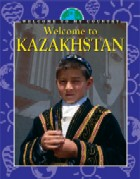 Welcome to Kazakhstan. ALAN TAY.