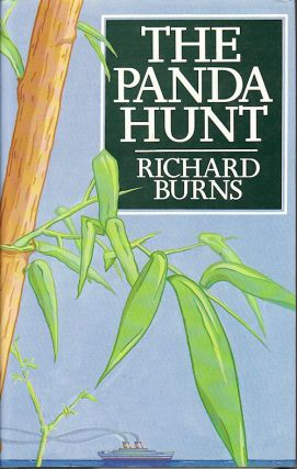 The Panda Hunt. RICHARD BURNS.