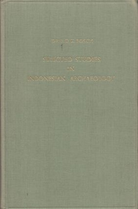 Selected Studies in Indonesian Archaeology. F. D. K. BOSCH