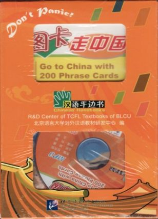 Chinese Handbooks: Go to China with 200 Phrase Cards. CHINESE HANDBOOKS