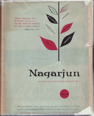 Nagarjun Vol. II. No 1. AYURVED KESHARI