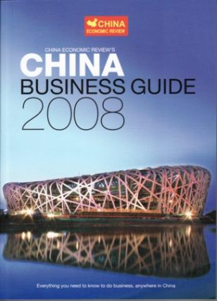 China Business Guide 2008. TOM PELLMAN