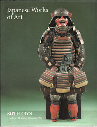 Japanese Works of Art. SOTHEBY'S CATALOGUE.