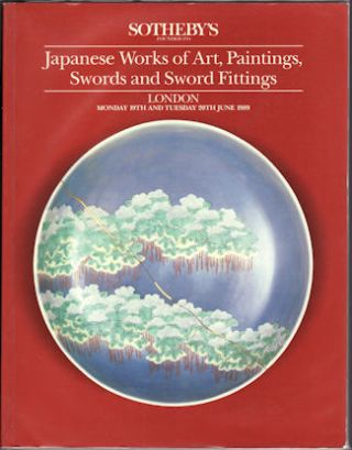 Japanese Works of Art, Paintings, Swords and Sword Fittings. SOTHEBY'S.