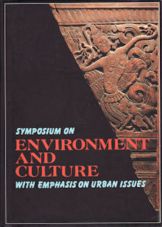 Symposium on Environment and Culture with Emphasis on Urban Issues. JAMES V. DI CROCCO