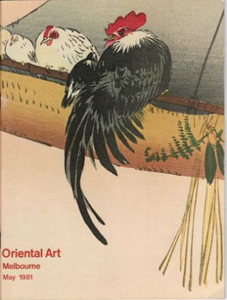 Oriental Art. Works of Art From China, Japan, India and Southeast Asia. JANE CARNEGIE