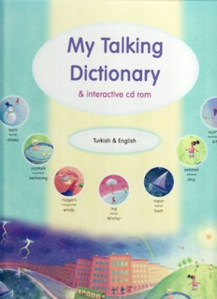 My Talking Dictionary. Turkish/English. MANTRA LINGUA