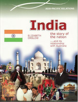 India. The Story of a Nation. MICHAEL SCOTT.