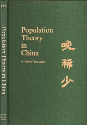 Population Theory in China. H. YUAN TIEN.