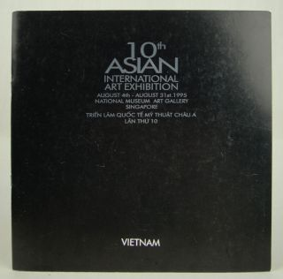 10th Asian International Art Exhibition. NATIONAL MUSEUM ART GALLERY