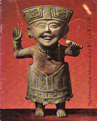 The Metropolitan Museum of Art Bulletin. METROPOLITAN MUSEUM OF ART