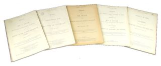 Five Reports on Western China by Consul-General (later Sir) Alexander Hosie. ALEXANDER HOSIE.