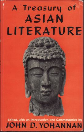 A Treasury of Asian Literature. JOHN D. YOHANNAN