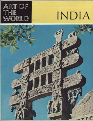 Art of the World. India. Five Thousand Years of Indian Art. HERMANN GOETZ