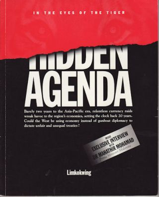 Hidden Agenda. In the Eyes of the Tiger. KOK WING LIM