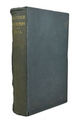A History of British Quadrupeds, Including the Cetacea. THOMAS BELL