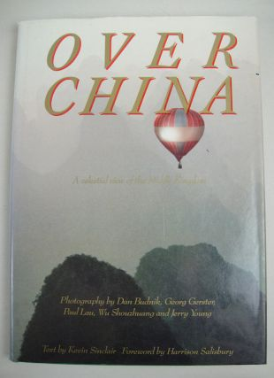 Over China. KEVIN SINCLAIR