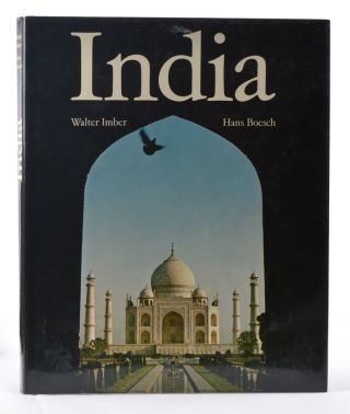 India. WALTER AND HANS BOESCH IMBER.