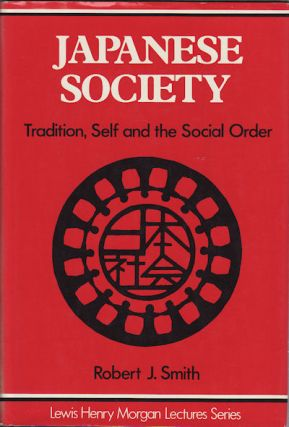 Japanese Society. ROBERT J. SMITH.