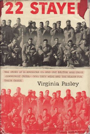 22 Stayed. VIRGINIA PASLEY