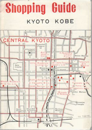 Shopping Guide: Kyoto, Kobe