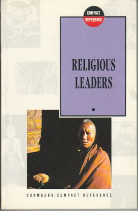 Religious Leaders. JACQUES BROSSE