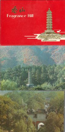 香山. [Xiang shan]. [Chinese Postcard Set - Fragrance Hill]. PEKING POST OFFICE....