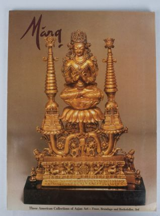 Marg. A Magazine of the Arts. Three American Collections of Asian Art. Freer, Brundage and...