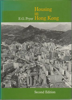 Housing in Hong Kong. E. G. PRYOR