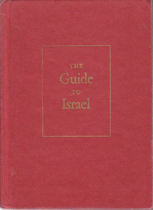 The Guide to Israel. ZEV VILNAY